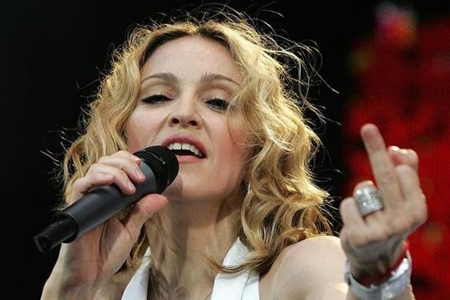 Как Мадонна отмечала юбилей. Фотографии певицы