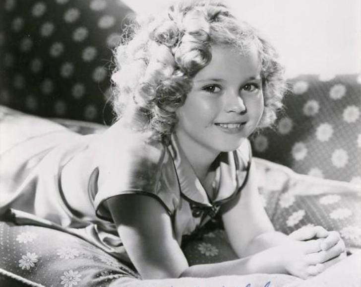Достижения Ширли были не столько ее собственной заслугой, сколько результатом усилий ее родителей. Е