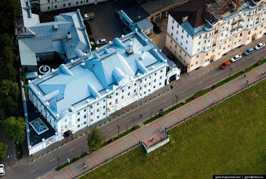44. Музей-усадьба Рукавишниковых.