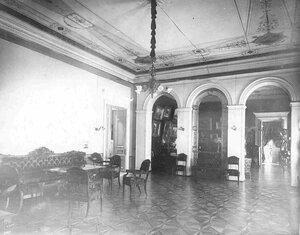 Гостиная в особняке купца Л.Л.Кенига.