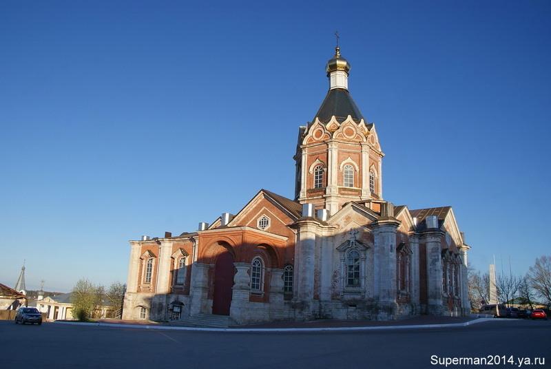 Касимов - Кафедральный Вознесенский собор