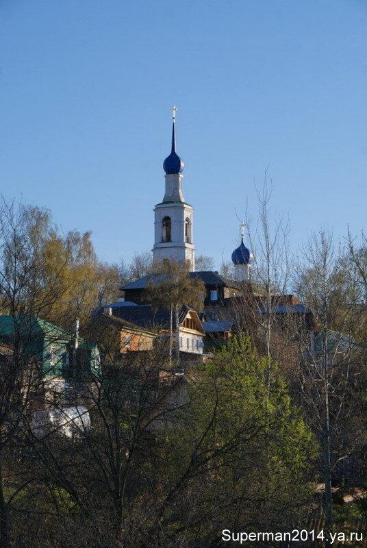 Касимов - Церковь Николая Чудотворца