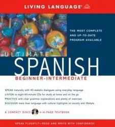 Аудиокнига Ultimate Spanish Beginner-Intermediate (Audiobook)