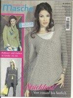 Журнал Modische Masche №24 2013