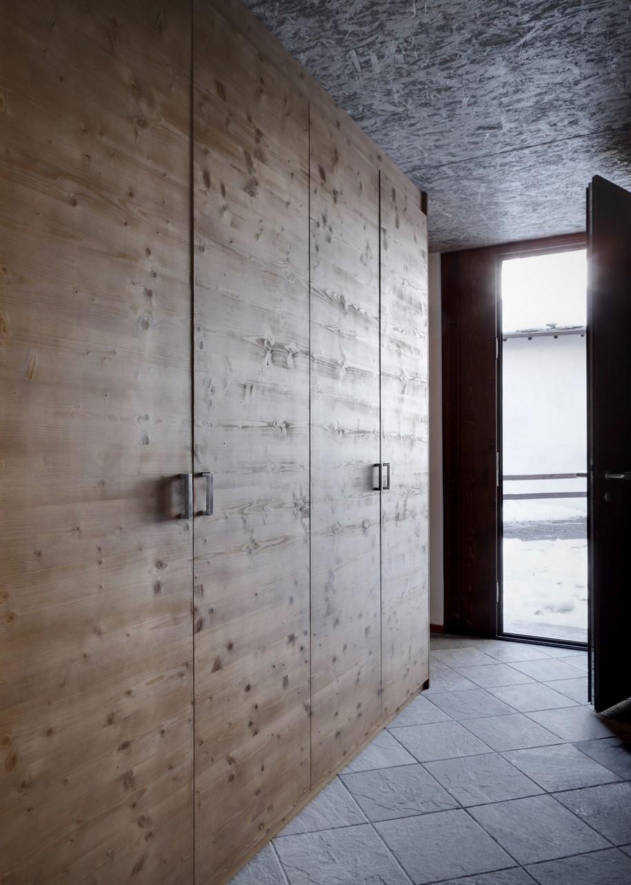 Восстановленный Casa Up в Мадесимо, Италия