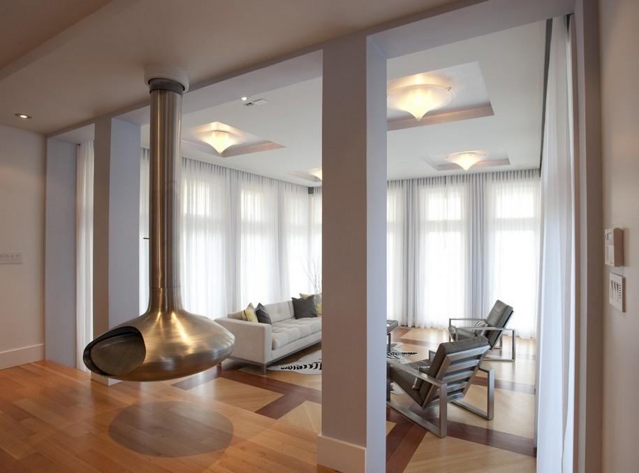 Изысканный дизайн интерьера Summer House от SS.MM Design
