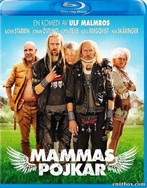 Братья-металлисты / Mammas pojkar (2012/BDRip/HDRip)