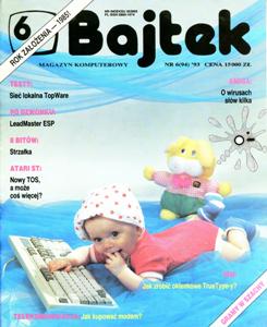 Журнал: Bajtek (на польском) - Страница 4 0_12c70a_25b27906_orig