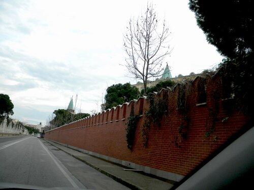 Турецкий кремль (стена)