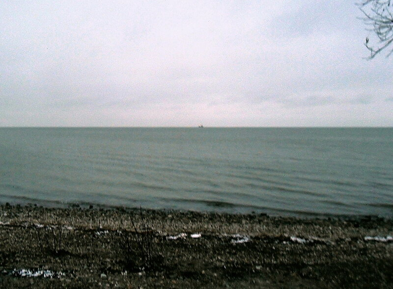 На зимнем берегу, 19 января 2012
