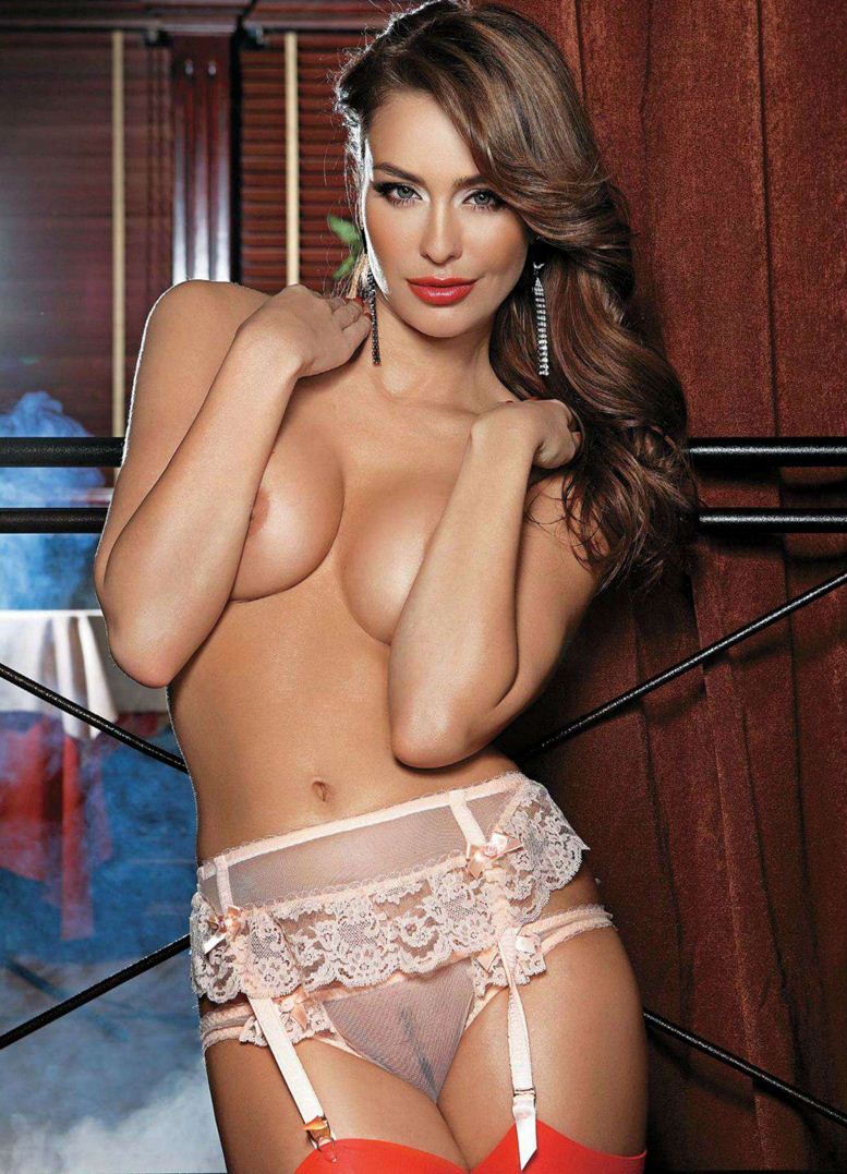 ����� ���������� - ������� ������ Playboy ������ � ������� 2012