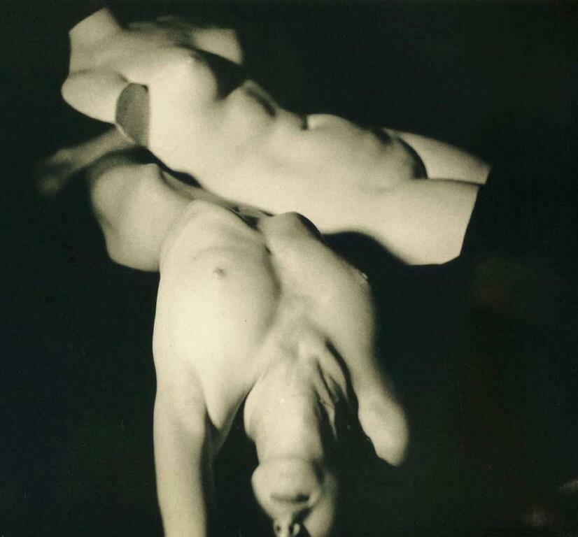 1927. Ман Рэй. Кики с Монпарнаса