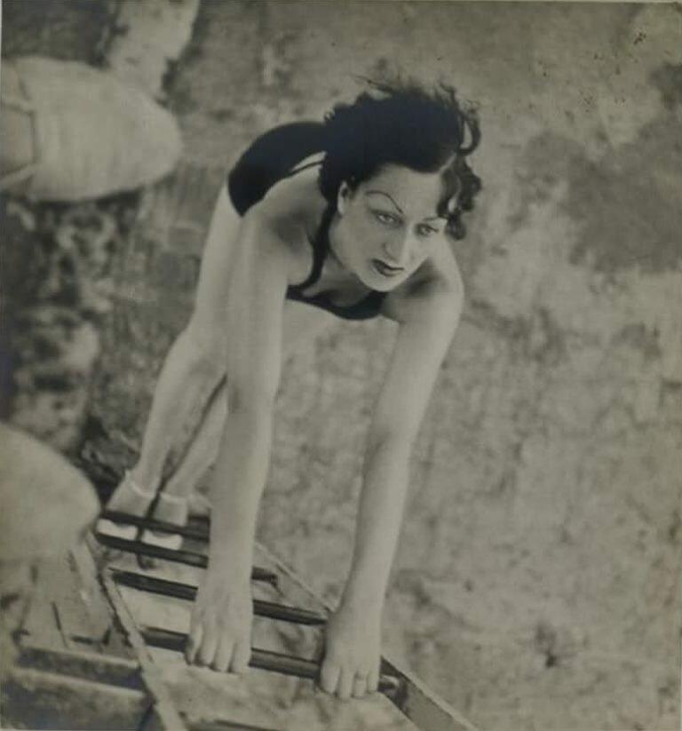 1930. Фрэнк Лами. Кики с Монпарнаса