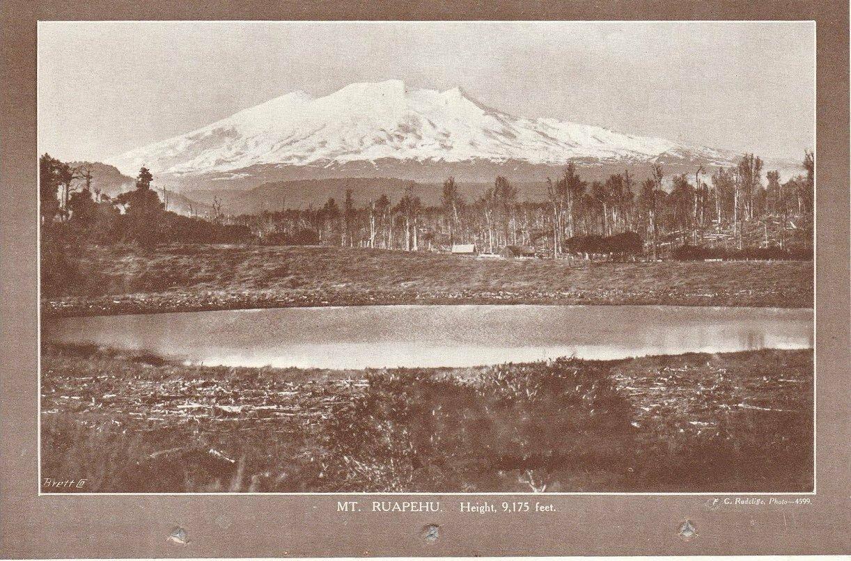 Вулкан Нгаурухоэ
