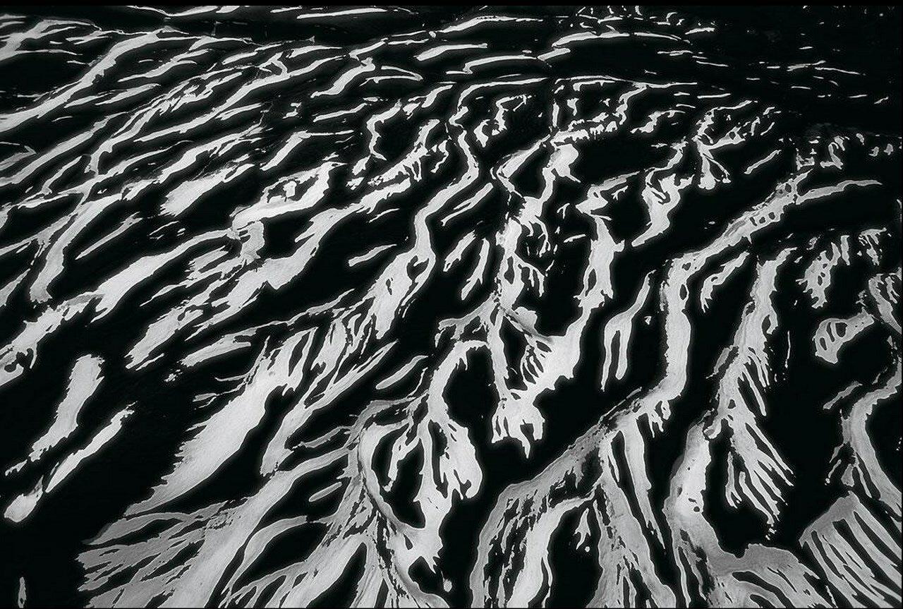 29. Заснеженные склоны вулкана Кроноцкая Сопка, Камчатка