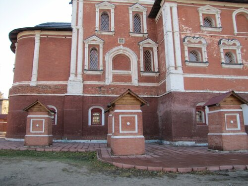 Церковь Казанской Божьей Матери в Котельниках