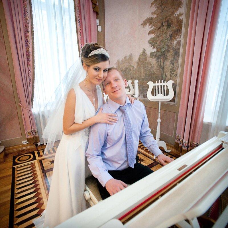 фотографии: свадебное портфолио фотографа
