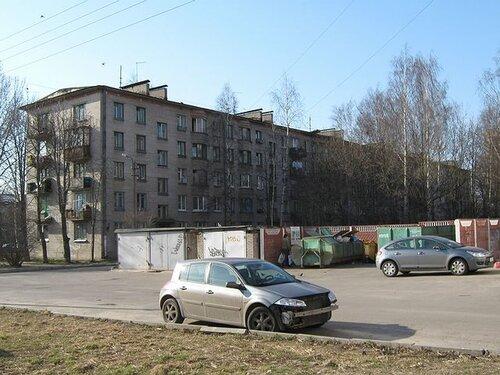 ул. Пограничника Гарькавого 44к1