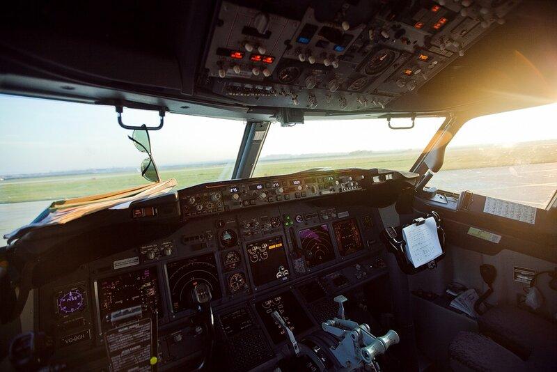 Один обычный день из жизни (пилота)
