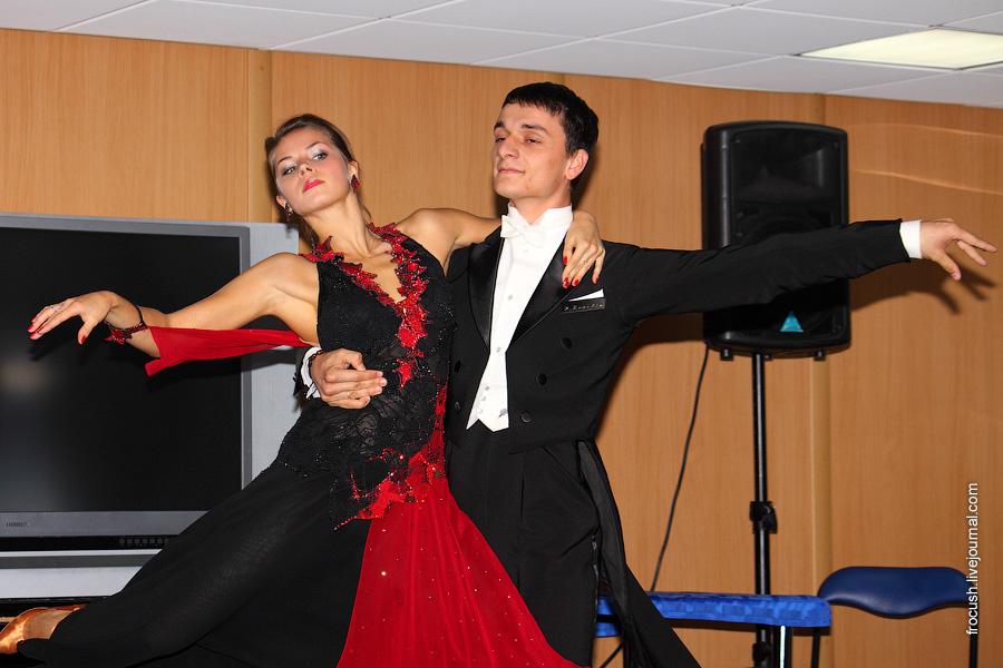 Танцевальный дуэт «Вдохновение»