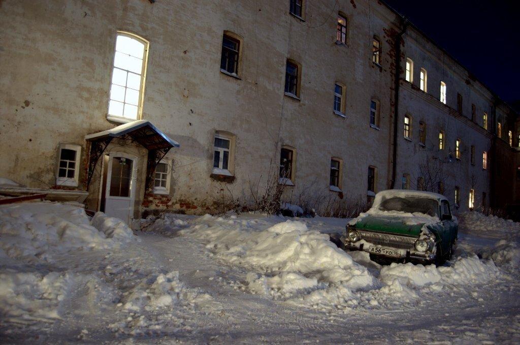 Окна Зимней Гостиницы