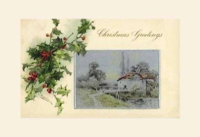 К. Кляйн. С Рождеством Христовым !