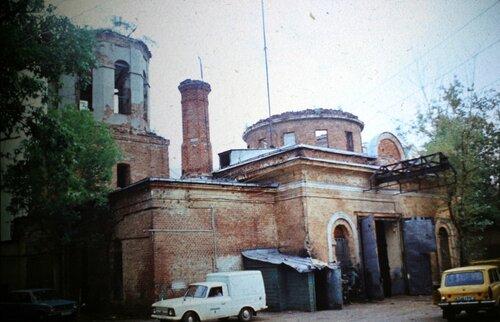 Церковь Апостола Якова в Казенной слободе