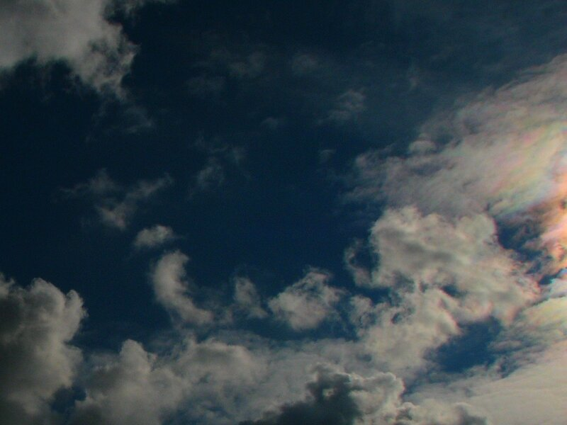 Радужные облака (увеличено)