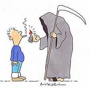 о вреде курения картинки для детей