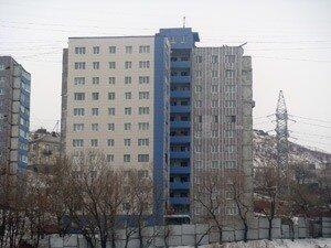 На фасадах жилых домов Владивостока появятся снегири