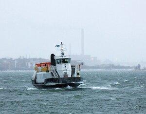 Меняется расписание и маршрут пассажирских морских судов, следующих на о.Попова
