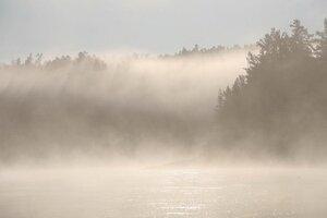 Вчера жители южного побережья Приморья могли наблюдать густой туман