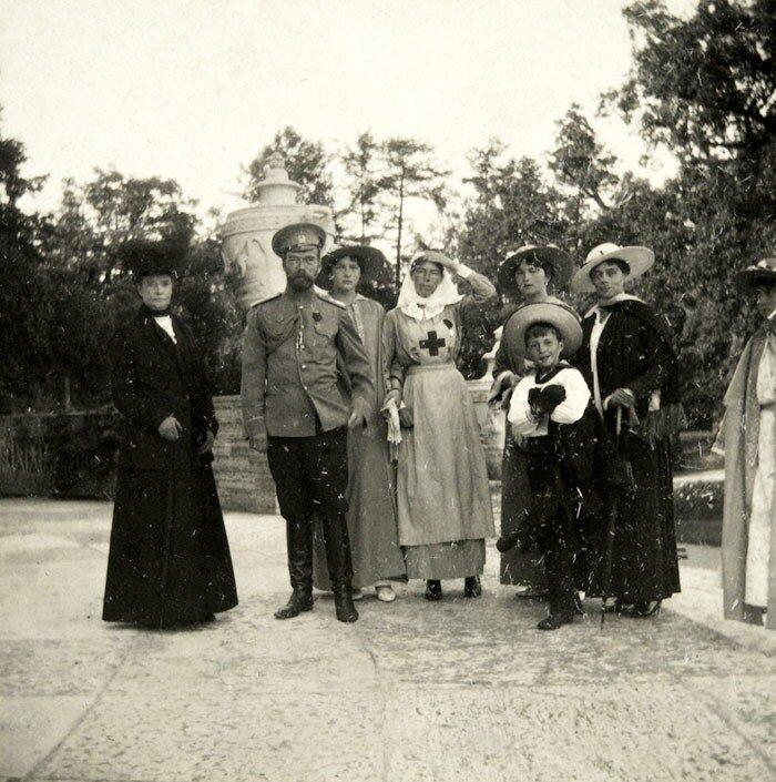 Елагин остров1915.