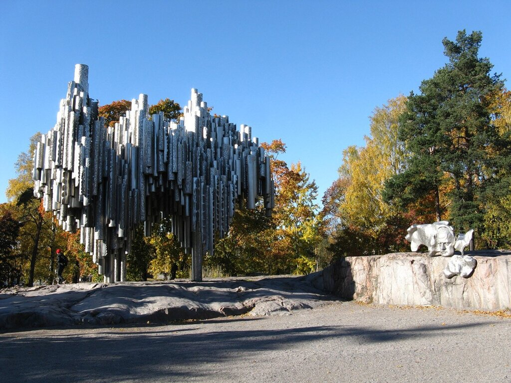 The Monument to Jean Sibelius, Helsinki