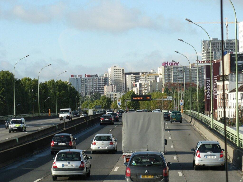 Северные пригороды Парижа