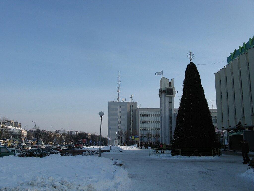 Brest in January