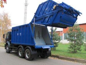 Спецтехника для коммунального хозяйства - мусоровозы