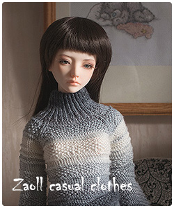 Casual outfit for Zaoll