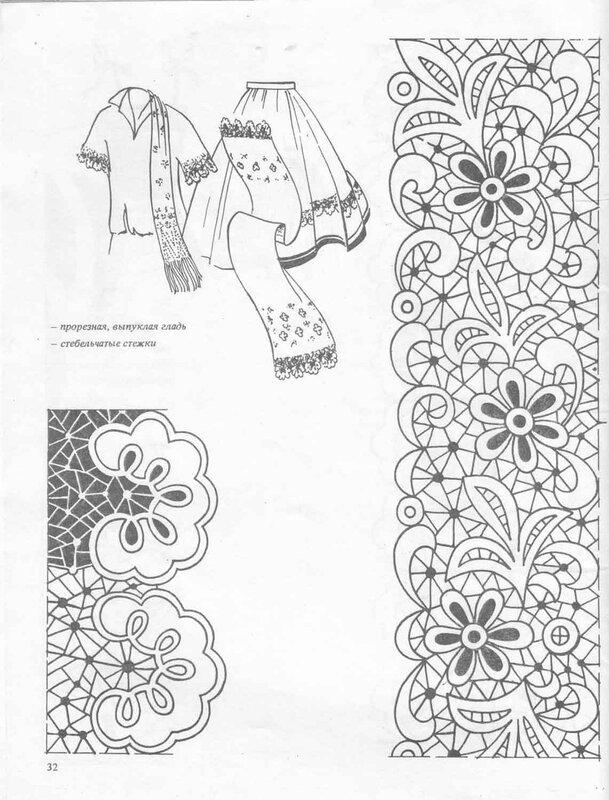 схеми вишивок хрестиком герб украни