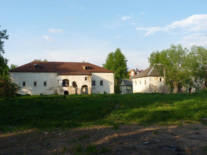 Солодежня в Пскове. Май 2013