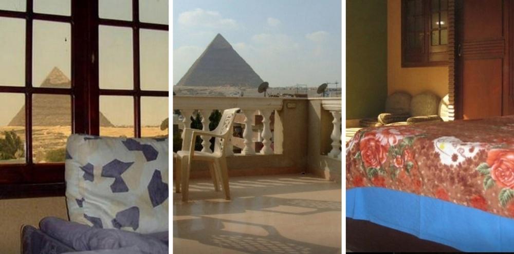 Место: 200 метров от пирамид. 4 спальные комнаты, 1 ванная. Кондиционер. Кейптаун, ЮАР — 15 000 южно