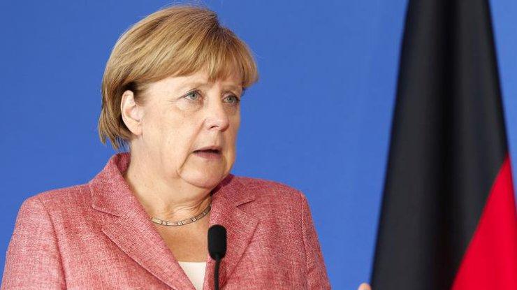 Меркель навстрече сПутиным хочет обсудить Украинское государство
