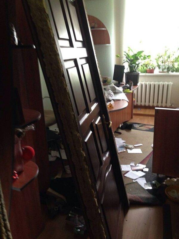луганская прокуратура после освобождения от сепаратистов-вандалов