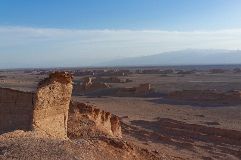 Пустыня Калют.