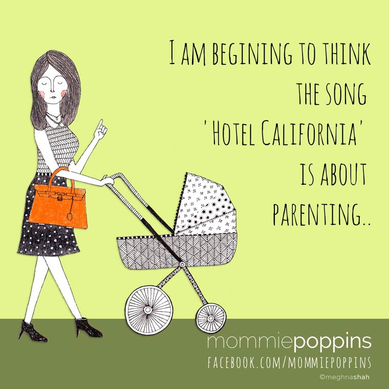 Mommie Poppins - When the truth comes out of the mouths of pregnant women