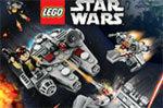 Игры Лего Звездные войны Микро Война (Microfighter)