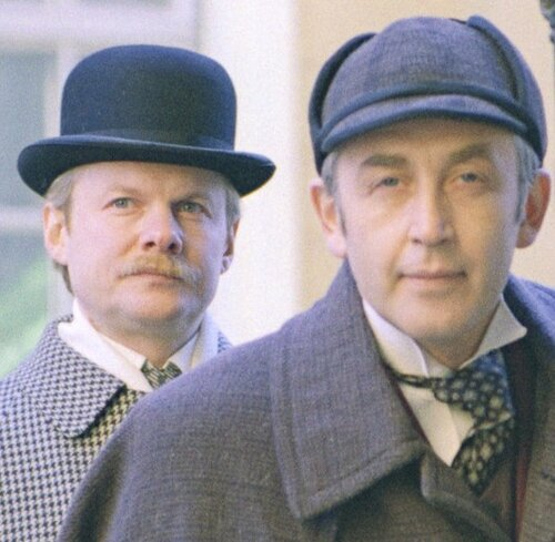 Шерлок Холмс и доктор Ватсон 19791986 Все серии