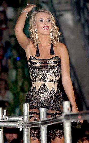 Ксения Собчак облачилась в откровенные наряды (фото) Ксения Собчак