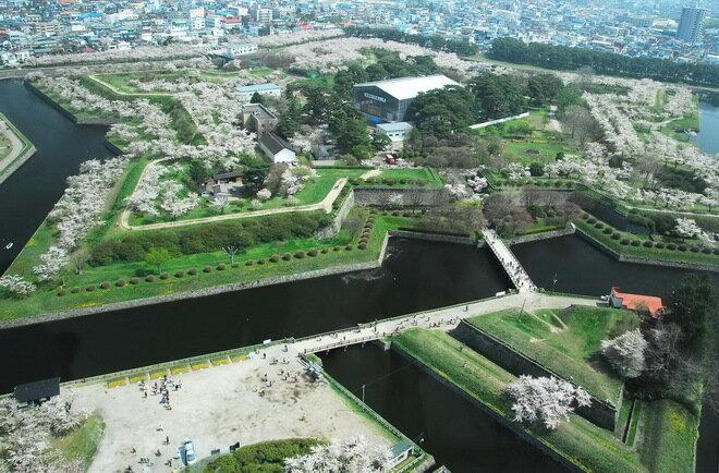 Горёкаку. Япония