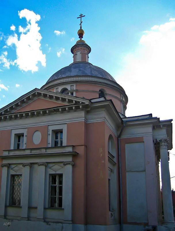 Храм Варвары Великомученицы на Варварке